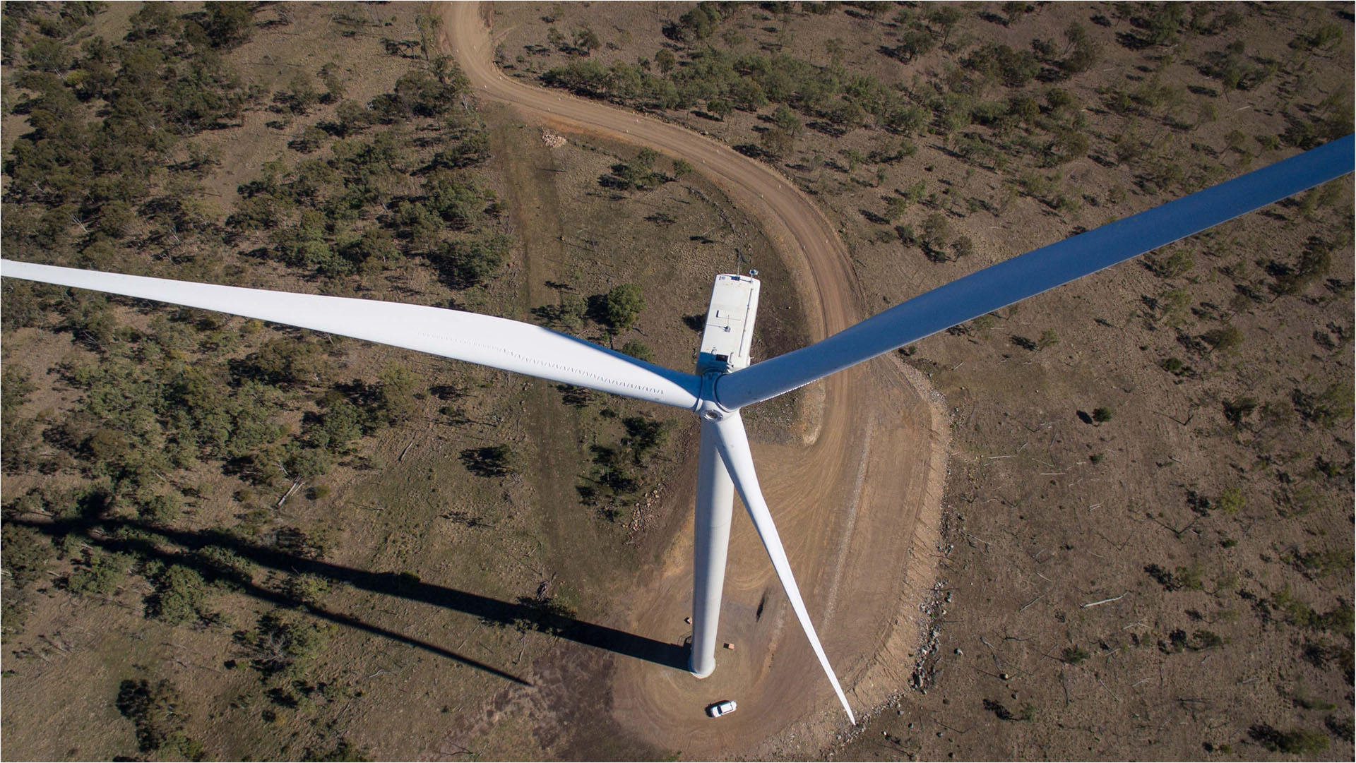 Coopers Gap Wind Farm